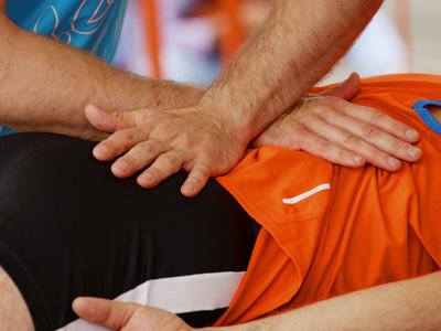 Corso Massaggio Sportivo